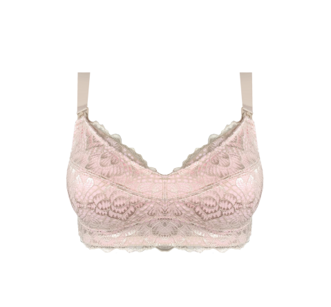 Maternity Bra Almond & Blush